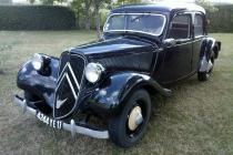 citroen traction de 1950