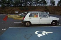 Super5 Renault (increvable!!) de 1992